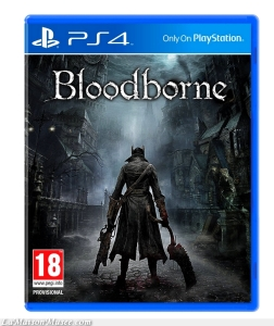 DLC Bloodborne Blog