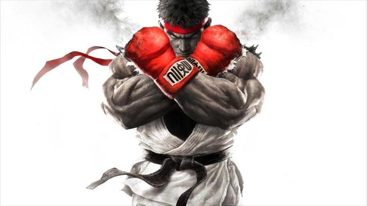 Street Fighter V Date Sortie