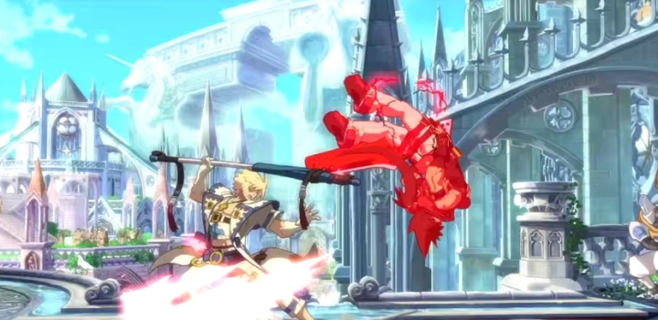 Jeux de combat PS4 Blog