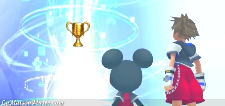 Trophee Kingdom Hearts ReMIX 2
