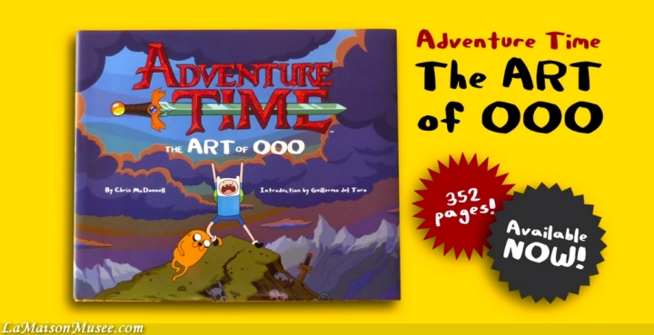 Acheter Livre Adventure Time
