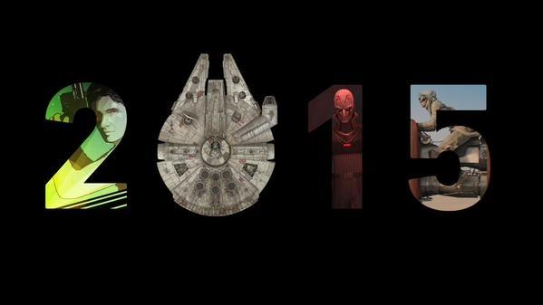 Nouvelle Annee Star Wars