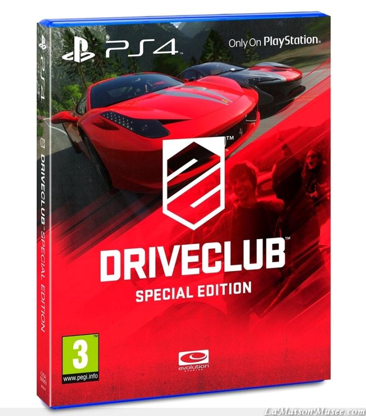 DLC Driveclub PS4