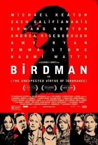 Dessinateur Birdman Poster
