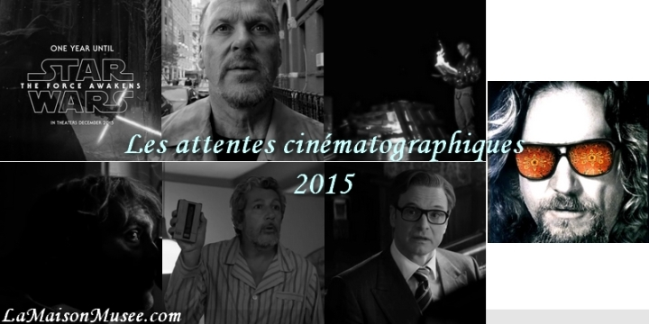 Films a voir annee 2015