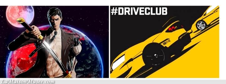 Contenu DriveClub PS4 Collector