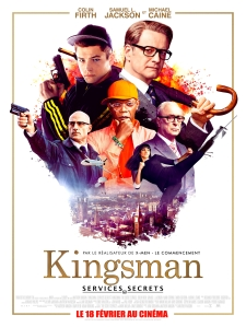 Kingsman Realisateur Kick Ass
