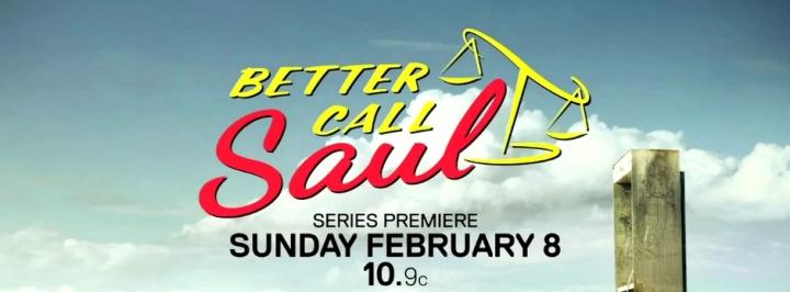 Logo Better Call Saul Serie TV