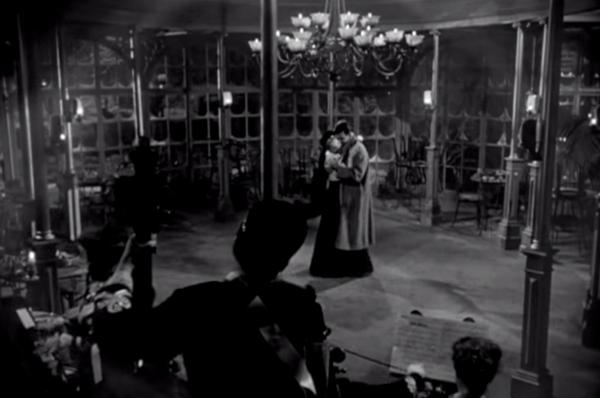 Exemples Camera Mouvement Cinéma Noir et Blanc