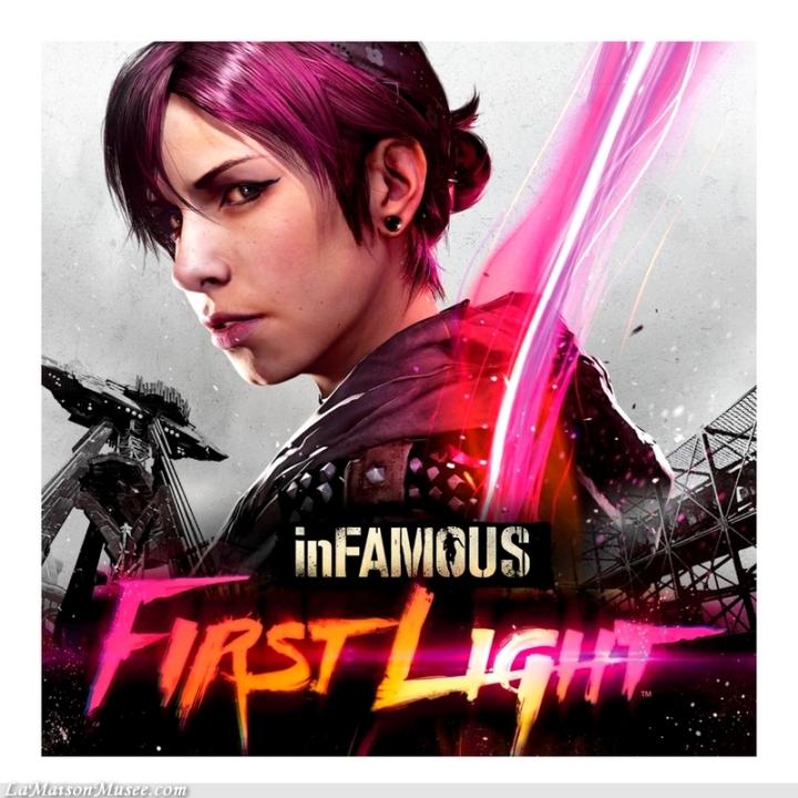 Qualite inFamous 1st Light PS4