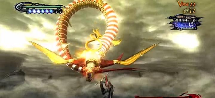 Bestiaire Bayonetta Source