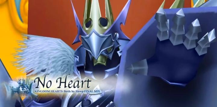 Duree de vie Kingdom Hearts HD 2.5 ReMIX
