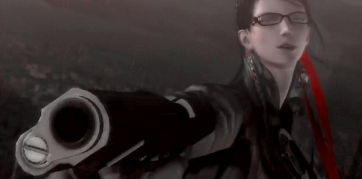 Fluide Bayonetta Graphismes
