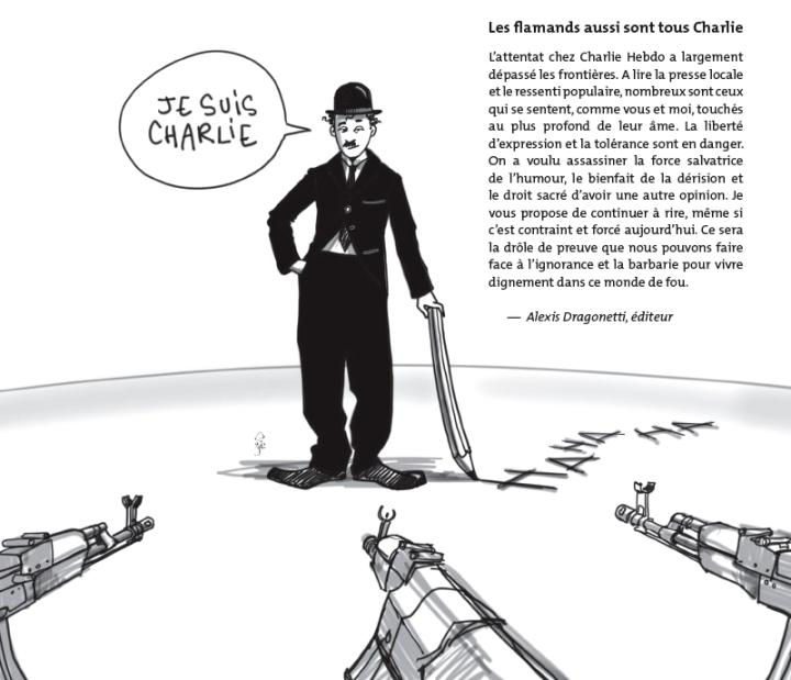 Compilation Dessins Charlie Hebdo