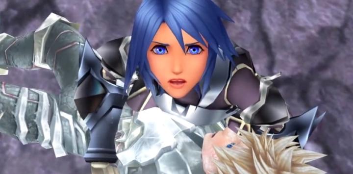 Personnage Capuche Kingdom Hearts