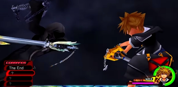 Battre Roxas Facilement KH HD 2.5 ReMIX