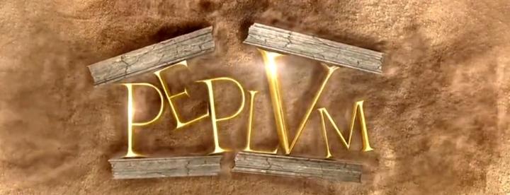 Artwork Peplum Serie Televisee