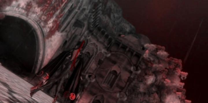Scènes Bayonetta PS3