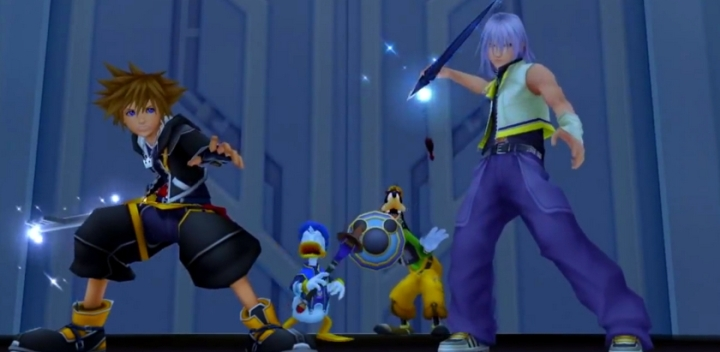 Keyblade Riku Explications