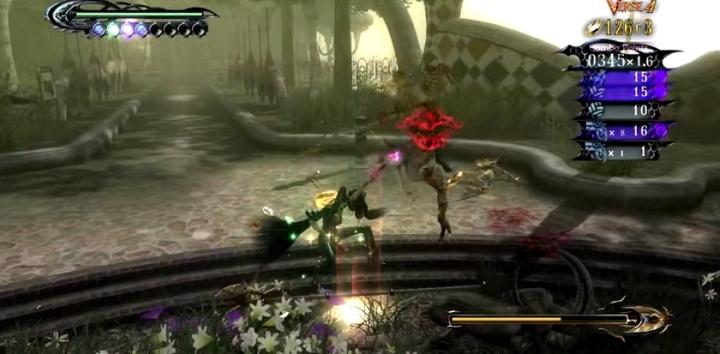 Jouer Bayonetta PS3 Avis