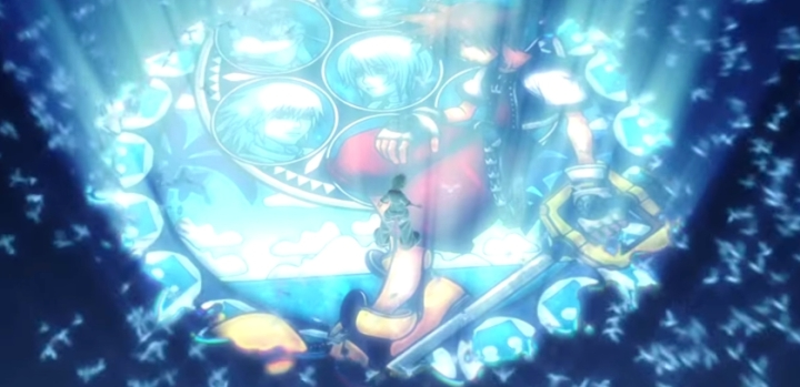 Eveil Kingdom Hearts Episodes