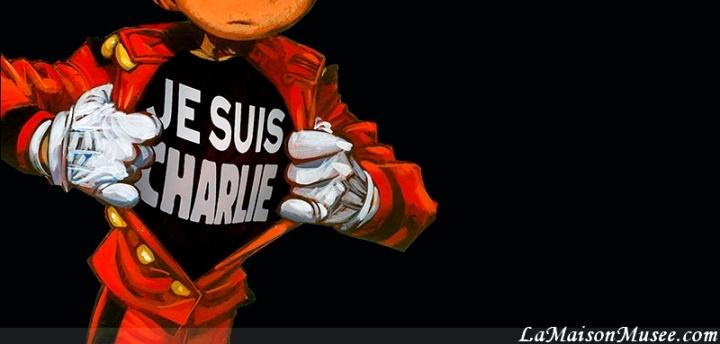 Couverture Spirou Charlie