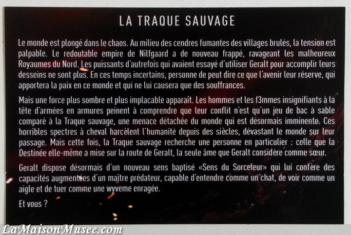 Bon réduction Witcher 3 Micromania