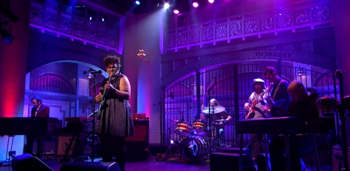 Live Alabama Shakes TV