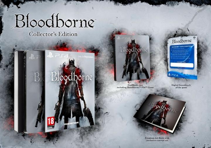 Sortie Bloodborne Magasins