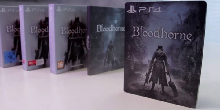 Blog Bloodborne Images