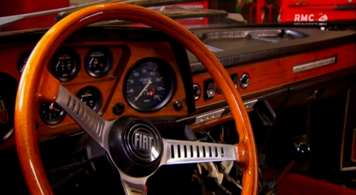 Volant Fiat Dino Wheeler Dealers