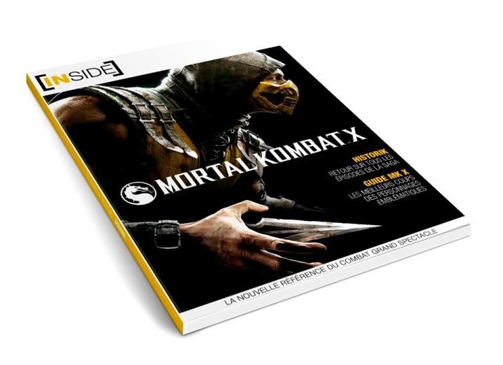 Inside Mortal Kombat Livre