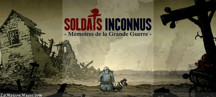 Art Soldats Inconnus PlayStation