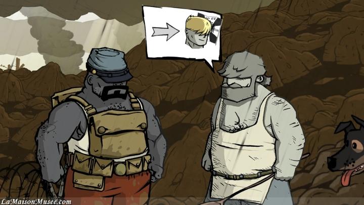 Chien Soldats Inconnus PlayStation Smartphone