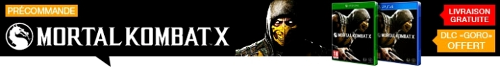 Mode en ligne Mortal Kombat 10