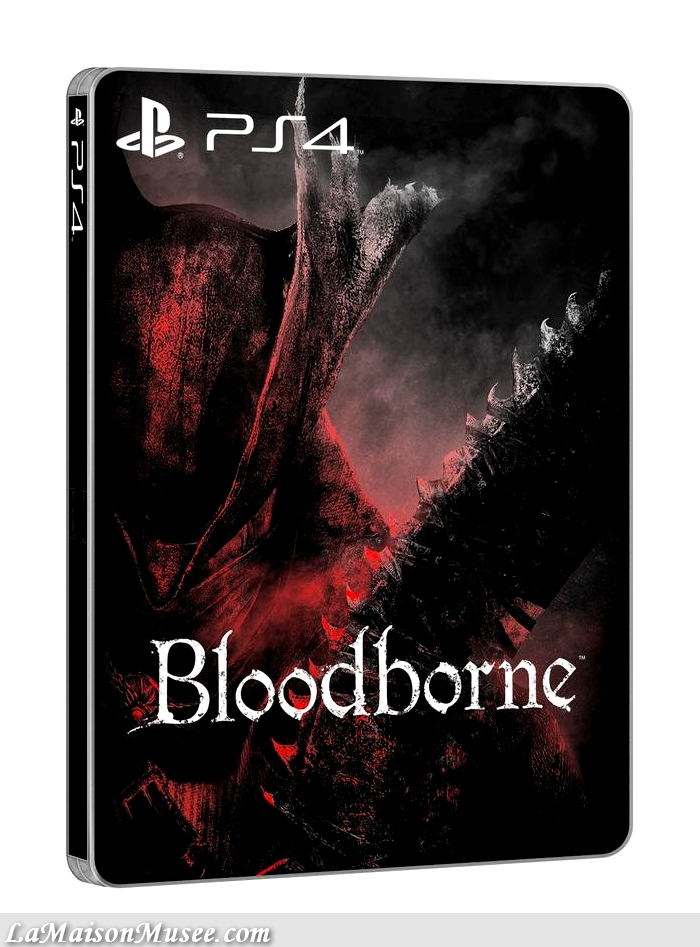 Bonus Bloodborne Auchan France