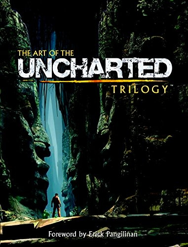 Artworks The art of the Uncharted Trilogy