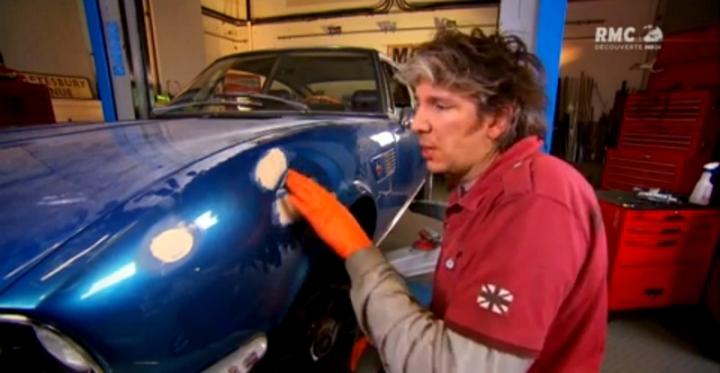 Peinture voiture Wheeler Dealers