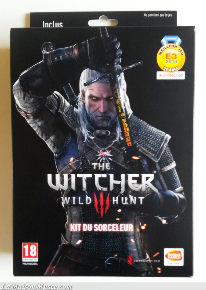 Precommande Witcher PS4 Xbox One
