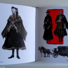Pages Artbook Bloodborne