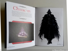 Personnages Chasseur Bloodborne
