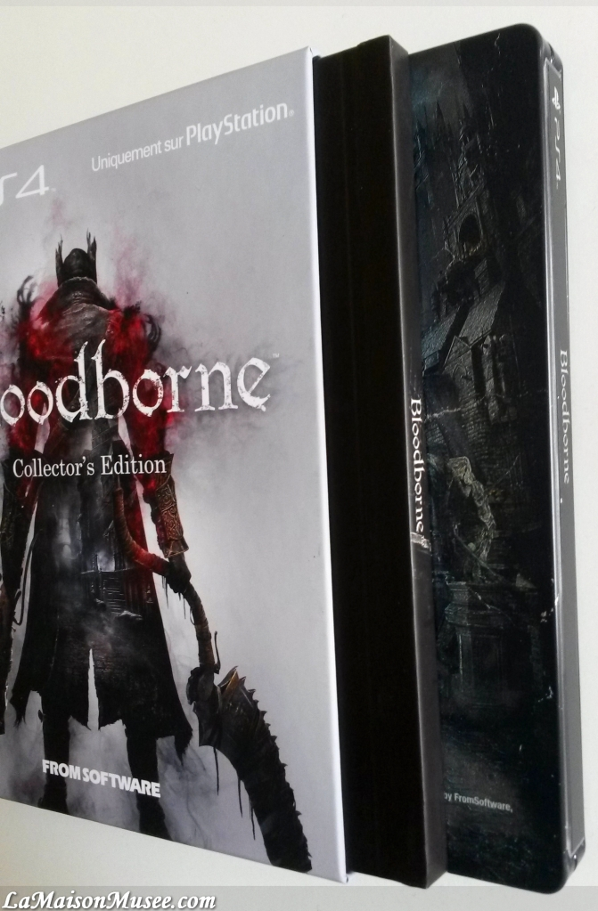 Deballage Bloodborne Collectors Edition