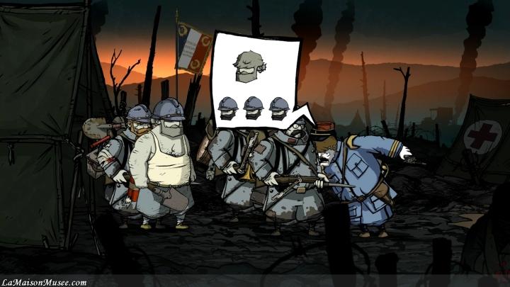 Jeux video Premiere Guerre Mondiale