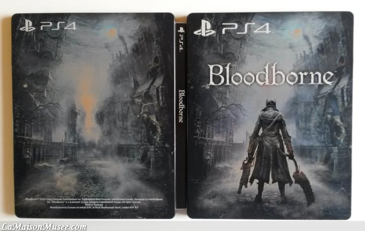Photos Steelbook Bloodborne