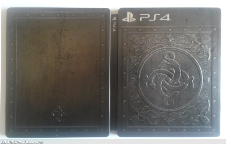 Steelbook Ready at dawn PS4