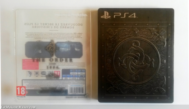 Collector The Order Sony PlayStation 4