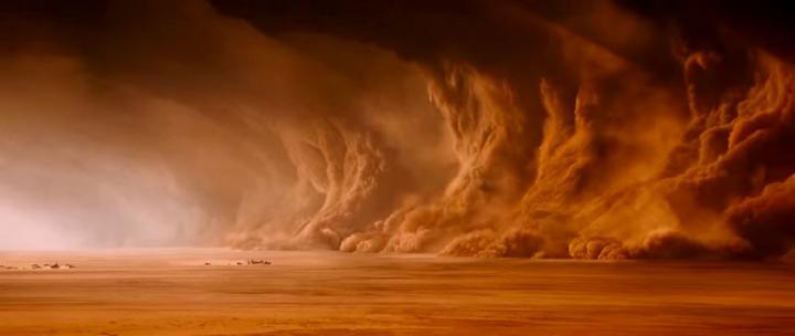 Mad Max Fury Road Artistique