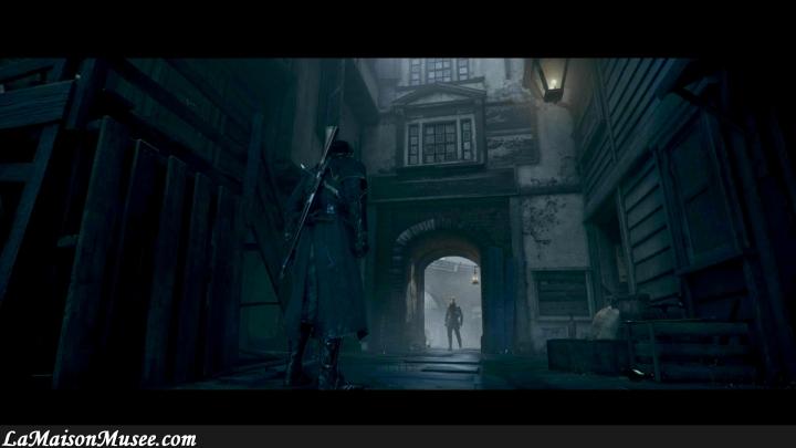 Screenshots PS4 The Order
