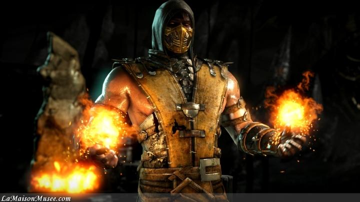 Fataliy secrete Mortal Kombat 10