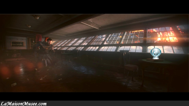 Temps Platine The Order 1886